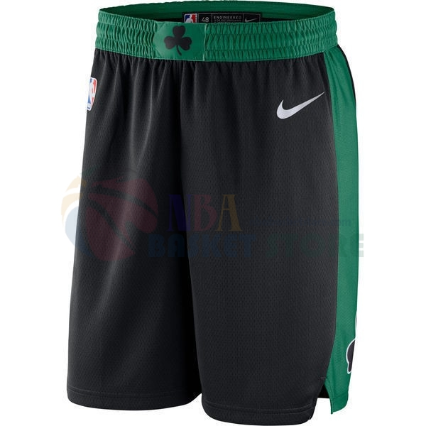 Pantalon Basket Boston Celtics Nike Noir