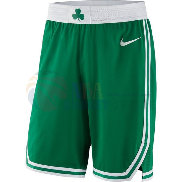 Pantalon Basket Boston Celtics Nike Vert