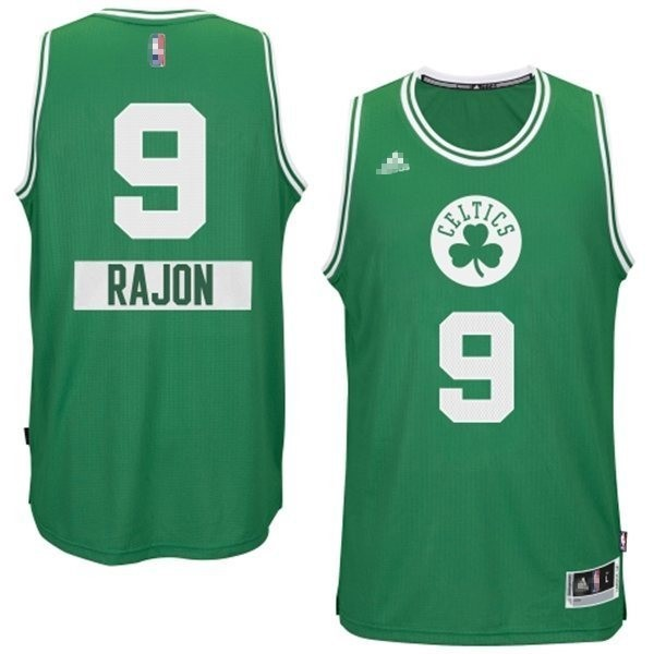 Maillot NBA Boston Celtics 2014 Noël NO.0 Damian Noir