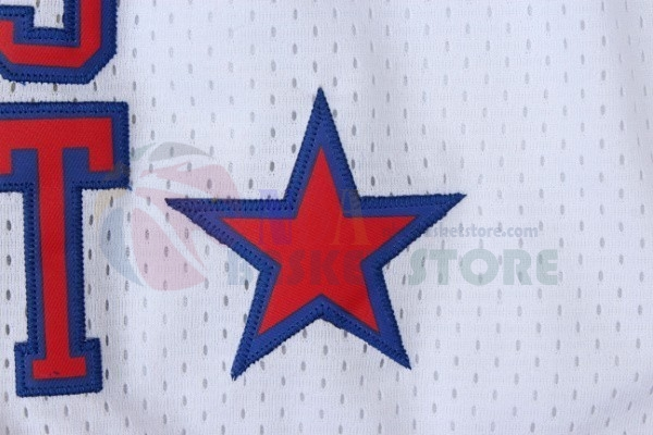 Pantalon Basket 2003 All Star Blanc