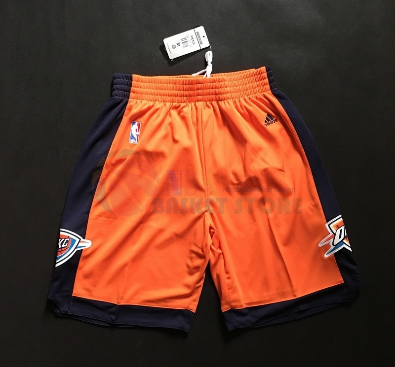 Pantalon Basket Oklahoma City Thunder Orange