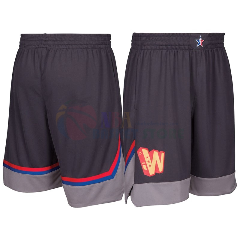 Pantalon Basket 2017 All Star Charbon